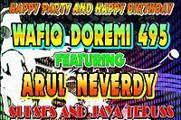 HBD AND HAPPY NEW YEAR 2016 WAFIQ DOREMI 495 FEAT ARUL NEVERDI.mp3