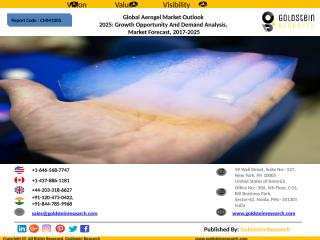 Global Aerogel Market .pptx