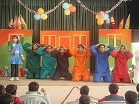 از چپ به راست سپیده حسین زاده ، محسن محمدی ، مهدی احمدی ، وحید عمرانی ، مهراد باقریان ، میثم خانی ، مصطفی لطیفی