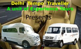 Luxury Tempo Traveller hire in Delhi.pptx