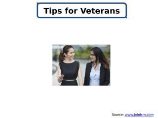 Tips for Veterans.pptx