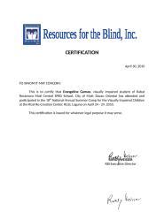 sumer camp certificates 10.doc