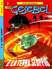 (Ebook ITA Fumetti) Gesebel 003 E La Terra Scoppió (Ristampa).cbr