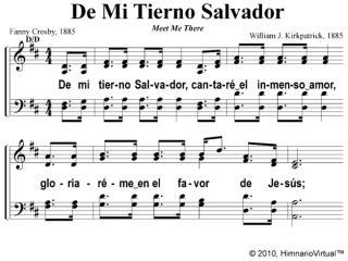 099 - De Mi Tierno Salvador.ppt
