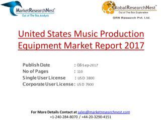 United States Music Production Equipment Market Report 2017.pdf