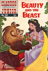 Classics Illustrated Junior #509 Beauty and the Beast.cbz