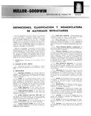Rf-M-01 Definiciones Clasificacion y Nomenclatura de materiales refractarios.pdf