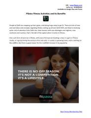 Pilates Benefits - Fitpass.pdf