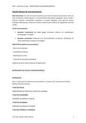 Memória OBJETIVOS MACROECONOMICOS.doc