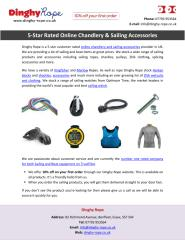 5-Star Rated Online Chandlery & Sailing Accessories.pdf