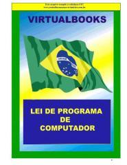 lei de programas de computador e satelites.pdf