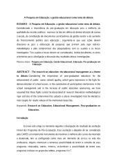 Artigo - a pesquisa em educação.pdf