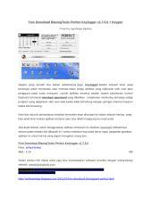 Free Download BlazingTools Perfect Keylogger v1.docx