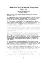 2017.03.26 Rev 20.11-15 The Great White Throne Judgment (Pt 3).pdf